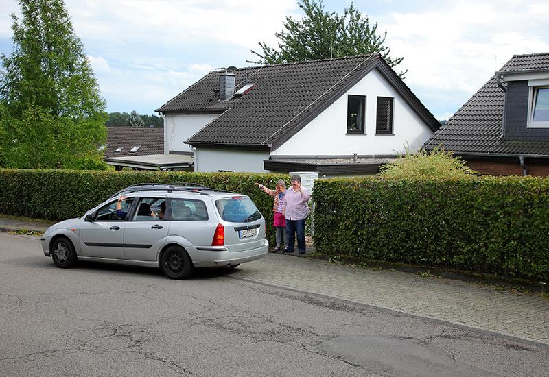 8 Wohnplätze zentrumsnah in Wiehl