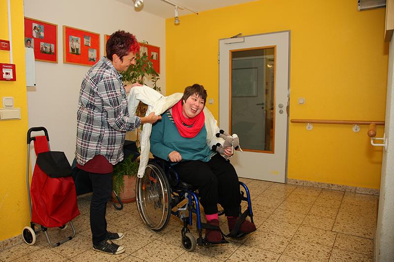 36 Wohnplätze für Menschen mit erhöhtem Hilfebedarf